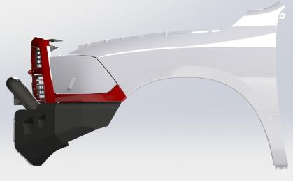 Sport Utility Bumper Coming Soon